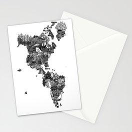 America Stationery Cards