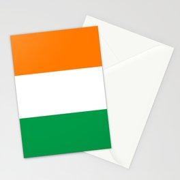 Flag of Ireland - Irish Flag Stationery Cards