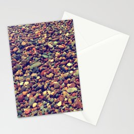 Moonstone Beach, a Rockhound Playground Stationery Cards
