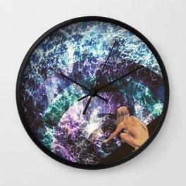 reverberation Wall Clock