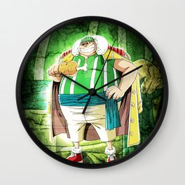 Lucky Roo Wall Clock