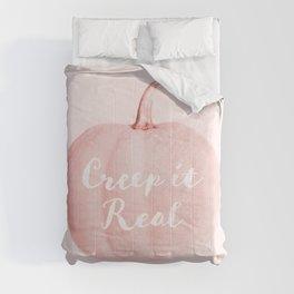Creep it Real Comforters