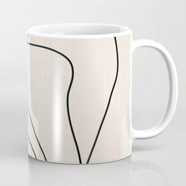 Abstract Line I Coffee Mug