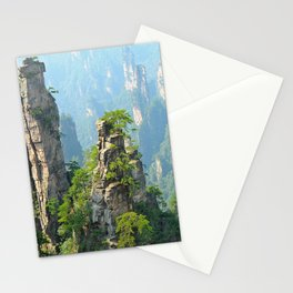 Wulingyuan Scenic Area, China Stationery Cards