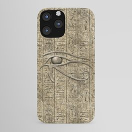 Eye Of Ra iPhone Case