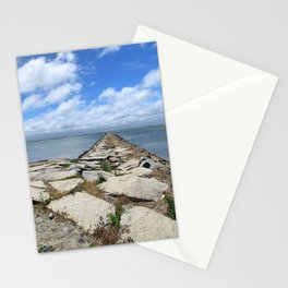 Path to the Ocean I Stationery Cards