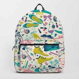 Heels and Handbags (sweet) Backpack
