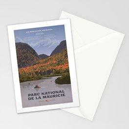 Parc National de la Mauricie Stationery Cards