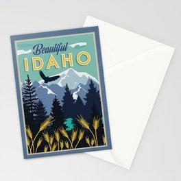 Beautiful Idaho Stationery Cards