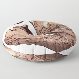Iron Mike Floor Pillow