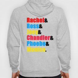 Friends Cast Hoody