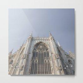 Duomo di Milano Metal Print