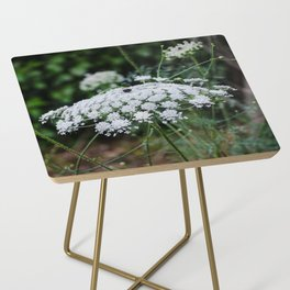 Queen Anne's Lace Side Table