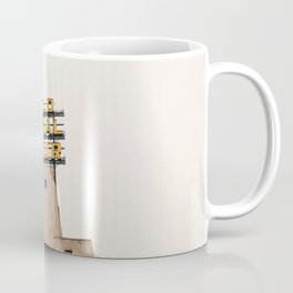Gold Medal Flour Sign Minneapolis Coffee Mug