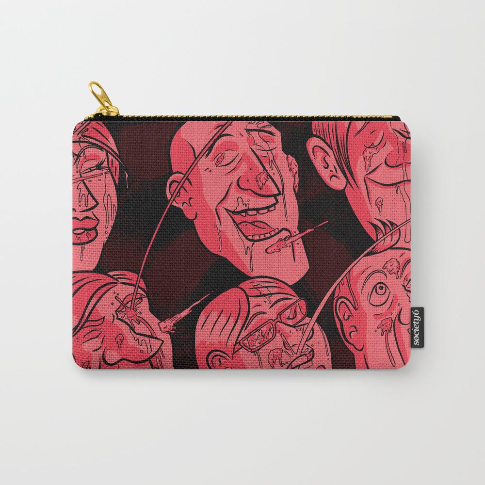 Mexan Pornos Carry-all Pouch by Diegoestebo CAP994521