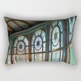 Asbury In Color Rectangular Pillow