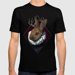 The Regal Jackalope T-shirt