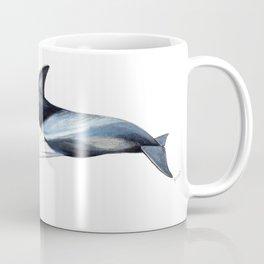 Common dolphin (Delphinus delphis) Coffee Mug