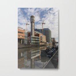 Bristol Lead Shot Tower Metal Print