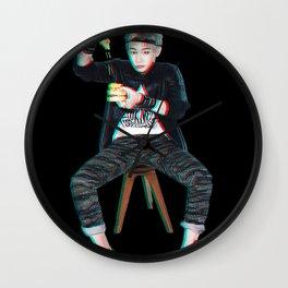 3D JB Wall Clock