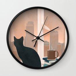 Good Read 04 Wall Clock