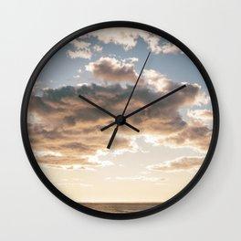 Sun #9 Wall Clock
