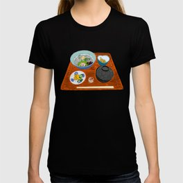 Kamakura Lunch Set T-shirt