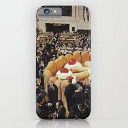 Trading Floor iPhone Case