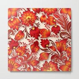 Shabby flowers #23 Metal Print