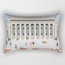 COLUMBIA UNIVERSITY Rectangular Pillow