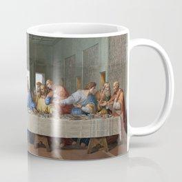 The Last Supper by Leonardo da Vinci Coffee Mug