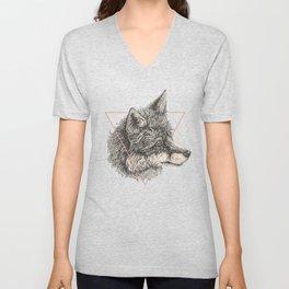 The Fox of Blackwood Unisex V-Neck