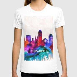 Elizabeth Skyline T-shirt