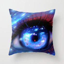 See Through Me Throw Pillow