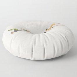 Minion March: Stormblood Floor Pillow