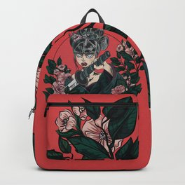 Onna-bugeisha Backpack