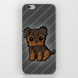 Troy - Silky Terrier iPhone Skin