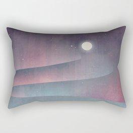 Descendant Of The Northern Lights Rectangular Pillow