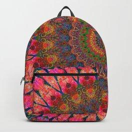 Festival Vibes Mandala Backpack