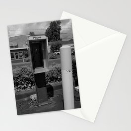Where have all the pay phones gone? #6 Stationery Cards
