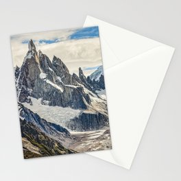 Cerro Torre, Glacier National Park, Argentina Stationery Cards