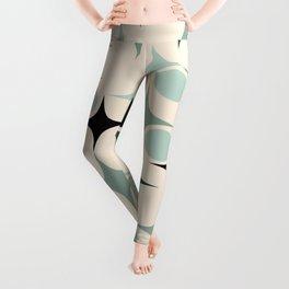 RETRO Pattern   Leggings