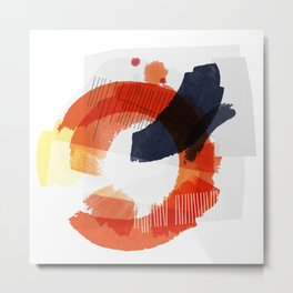 Nucleus Series – 1 of 3 Metal Print