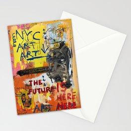 NYC Art Art Stationery Cards