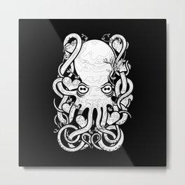 Octupus Metal Print