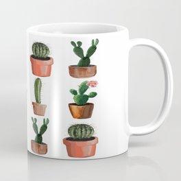 Various Cacti Coffee Mug