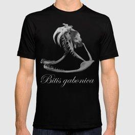Gaboon Viper Skull T-shirt