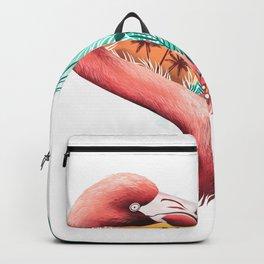 Tropical Heart Backpack