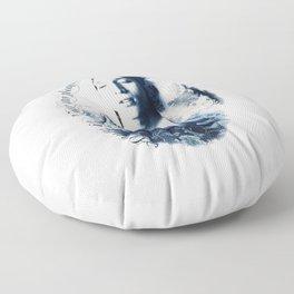 Arouse in your own pleasure Floor Pillow