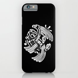 Odin's Ravens - Huginn And Muninn - Hugin And Munin iPhone Case